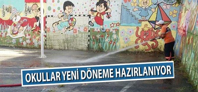 İlkadım'da Okullar Yeni Döneme Hazırlanıyor