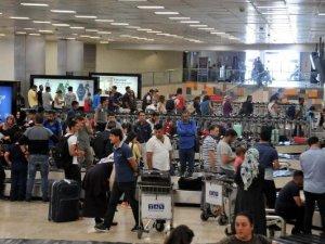Atatürk Havalimanı'nda DEAŞ'lı Yolcu Paniği