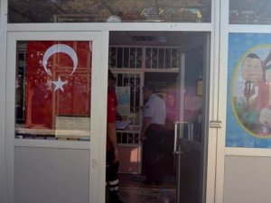 Kayseri'de Müdür Okulda İntihar Etti