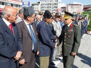 """Samsun'un 19 Mayıs İlçesinde """" 19 Eylül Gaziler Günü'' Nedeniyle Tören Düzenlendi"""