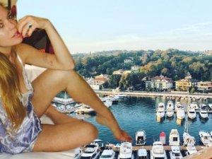 Lindsay Lohan, İstanbul'da