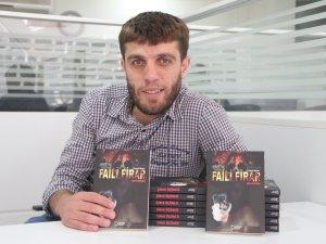 Gazeteci-Yazar Şükrü Üçüncü, 2. Polisiye Romanı 'Faili Firar'ı Yazdı