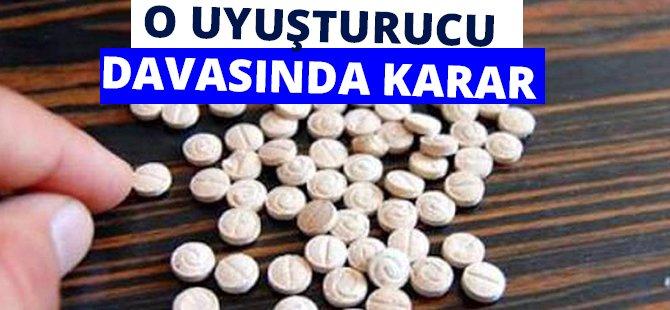 Samsun'daki Uyuşturucu Davasında Karar