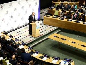 Cumhurbaşkanı Erdoğan; 'Uluslararası Toplum Kötü Bir Sınav Verdi'