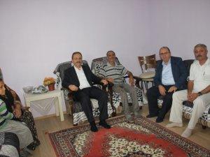 Samsun'un Bafra İlçe Belediye Başkanı Şahin'nden İhtiyaç Sahibi Aileye Ev