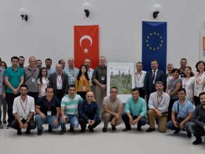 Samsun'da Kirazlarda Budama ve Terbiye Sistemleri Çalıştayı Gerçekleştirildi