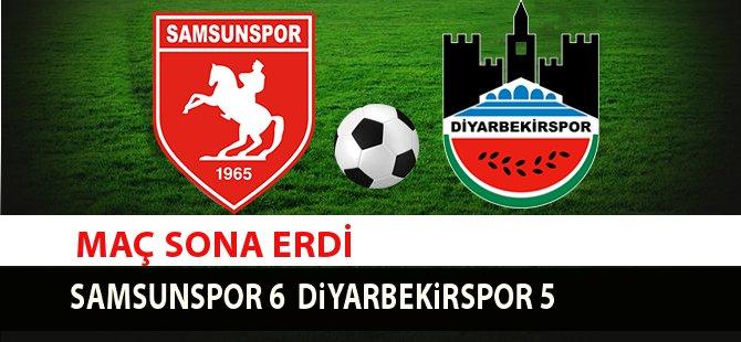 Ziraat Türkiye Kupası'nda Samsunspor İle Diyarbekirspor Karşılaşıyor