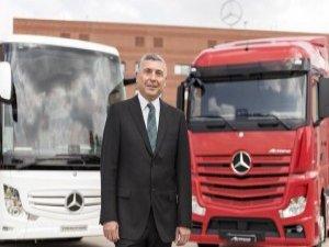 Mercedes-Benz Türk'e Yeni Patron