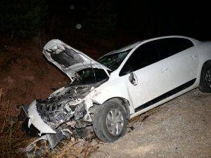 Tokat'ta Otomobil Devrildi: 3 Yaralı