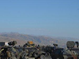 Tendürek Dağı'nda Operasyon