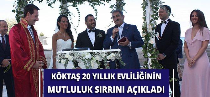 Ak Parti Samsun Milletvekili Köktaş Mutluluk Sırrını Açıkladı