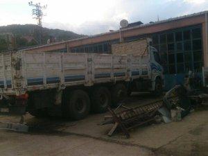Sinop'ta İş Kazası: 1 Ölü