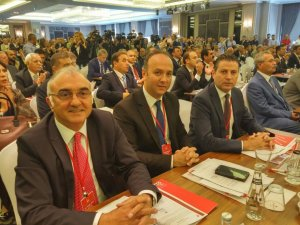 CHP Samsun İl Başkanı Tufan Akcagöz Kahramanmaraş'ta Konuştu