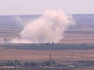 Türkiye-Suriye Sınırında Şiddetli Patlamalar