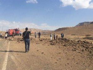 Mardin'de Hain Tuzak Şehit ve Yaralılar Var