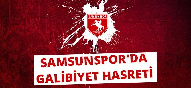 """Samsunspor'un Sportif Direktörü Zeren; """"Ligde 5 Haftadır Galibiyetle Tanışamadık"""""""