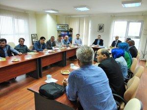 TMO Samsun'da Çeltik Alımı İçin Toplantı Düzenledi