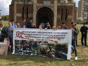 Piriştine Üniversitesi'nde Kilise Krizi