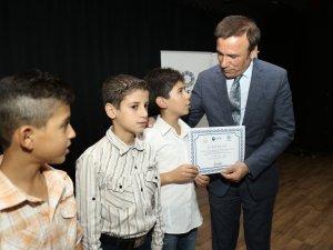 Samsun Canik'te 200 Kadın ve Çocuk Türkçe Öğrendi