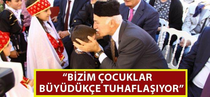 """Samsun Valisi İbrahim Şahin; """" Bizim Dinimiz 'Oku' Diyor"""""""
