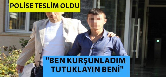 Samsun'da Bir Kişi Polise Teslim Olarak İş Yeri Kurşunladığını Söyledi