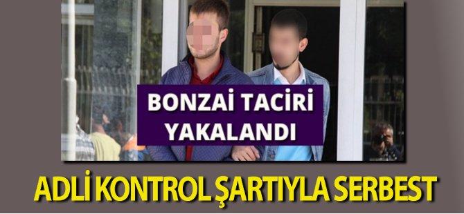 Samsun'da Bonzai Sattığı İddia Edilen Genc Adli Kontrol Şartıyla Serbest Bırakıldı