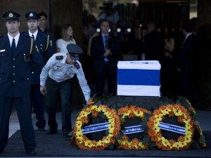 Şimon Peres İçin Parlamentoda Tören Düzenleniyor