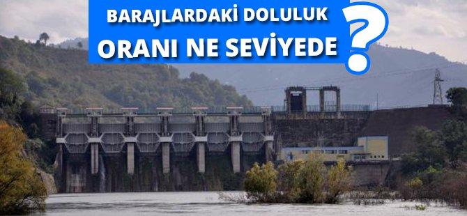 Samsun'daki Barajlarda Doluluk Oranı Ne Seviyede?