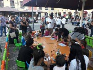 Samsun Bulvar AVM'de Çocuklar Mantar Ev Yapımı Atölyesinde Buluşacak