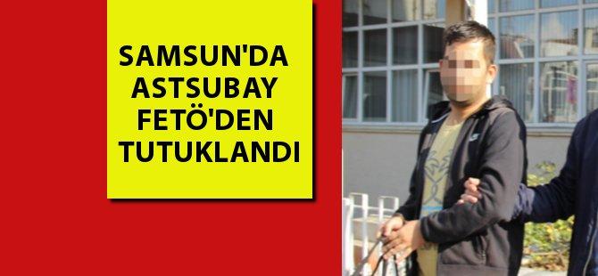 Samsun'da FETÖ Soruşturması Kapsamında 1 Astsubay Tutuklandı