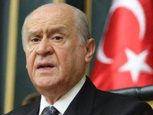 MHP Lideri Bahçeli'den OHAL'in Uzatılmasına Destek