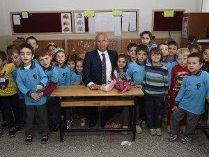 Samsun'un Tekkeköy İlçe Başkanı Togar'dan Eğitime Destek