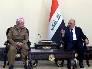 Barzani Ve İbadi Bağdat'ta Buluştu