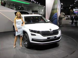 SKODA KODIAQ ile Paris'te SUV Segmentine Yeni Bir Soluk Getirdi