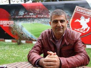 """Samsunspor Sportif Direktörü Zeren: """"Ziraat Türkiye Kupası'nda gruplara kalmayı önemsiyoruz."""""""