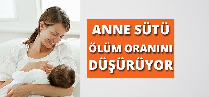 """Samsun Halk Sağlığı Müdürü Kasapoğlu; """"Anne Sütü Ölüm Oranını Düşürüyor"""""""