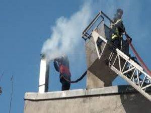 Samsun'un Kavak İlçe Belediyesi'nden Baca Temizliği Uyarısı