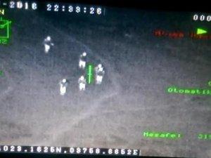 Ordu'da 6 Teröristin Etkisiz Hale Getirilmesi Zırhlı Araç Kamerasında