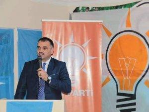 AK Parti Salıpazarı İlçe Danışma Kurulu Toplantısı Yapıldı