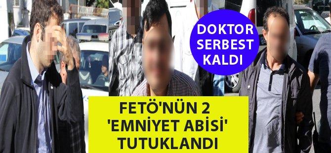 Samsun'da FETÖ Soruşturmasında 2 Öğretmen Tutuklandı