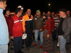 Samsun'da Kaybolan Alzaymır Hastası Ordu'da Bulundu
