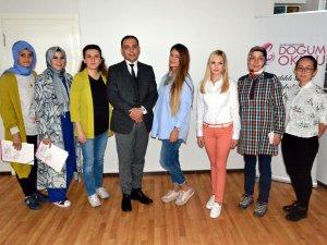 """Samsun Büyük Anadolu Hastanesi'nde Anne Adaylarına """"Doğuma Hazırlık Eğitimi"""""""