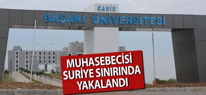 Samsun'da FETÖ'den Aranan Kişi Şanlıurfa'da Yakalandı