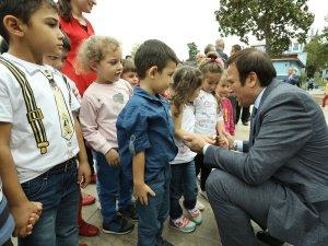 Samsun'da Mevlana Eğitim, Kültür Ve Yaşam Merkezi 2016-17 Eğitim-Öğretim Yılına Başladı