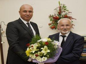 Samsun Tekkeköy Belediye Başkanı Hasan Togar Camiler ve Din Görevlileri Haftasını kutladı