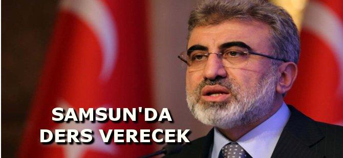 Samsun'da Siyaset Akademisinin İlk Dersi Kayseri Milletvekili Taner Yıldız'dan