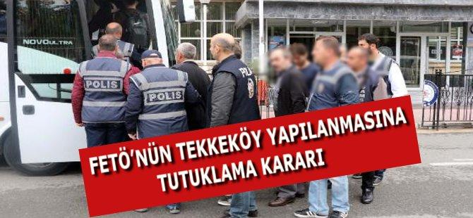 Samsun'da FETÖ'nün Tekkeköy Yapılanmasına Yönelik Operasyonda 6 Tutuklama