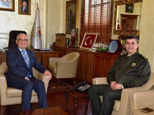 Jandarma Albay Ünsal Ağaoğlu Samsun İl Jandarma Komutanlığı'na Atandı