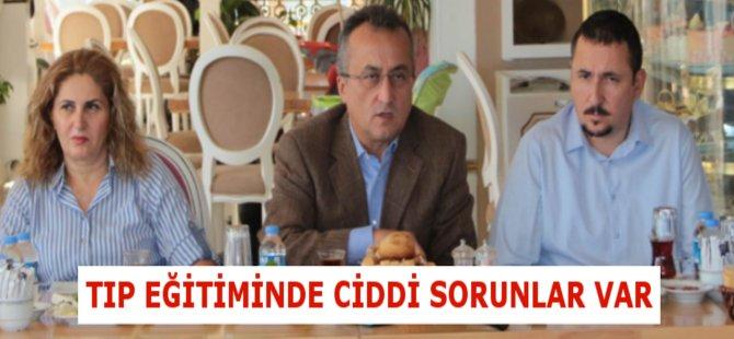 Samsun Tabip Odası'ndan Tıp Eğitimine Eleştiri