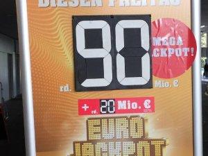 Avrupalılar 110 Milyon Euro'nun Hayalini Kuruyor